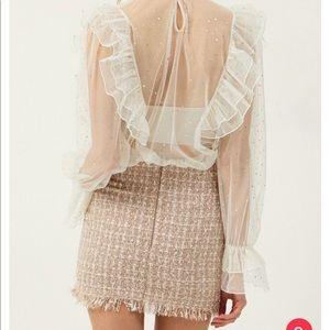 Storets Skirts - Dora Tweed Skirt